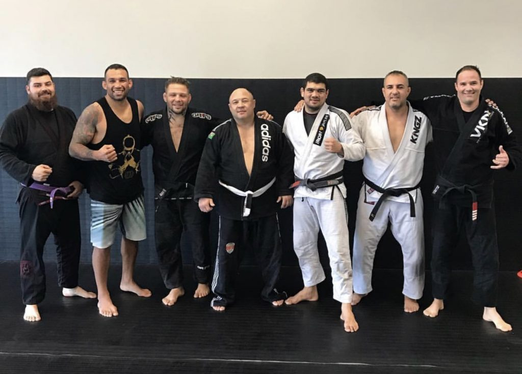 Brazilian Jiu Jitsu in Mission Viejo