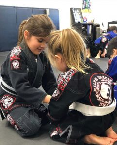 Kids Brazilian Jiu Jitsu in Mission Viejo
